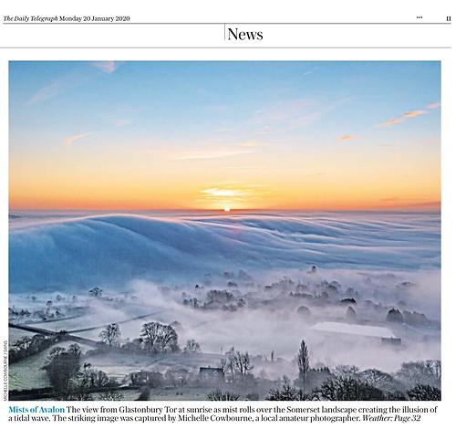 20.01.2020 - Telegraph Landscape Photogr