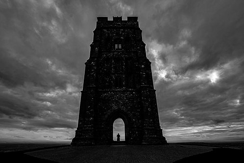 Limited Edition Print of Brooding Tower