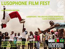 Lusophone Film Fest Nairobi - 19th Edition