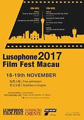 Lusophone Film Fest Macau - 2nd Edition