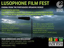 Lusophone Film Fest Nairobi - 14th Edition