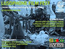 Lusophone Film Fest Nairobi - 17th Edition