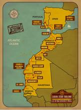 Poster Sahara Desert Challenge 2021