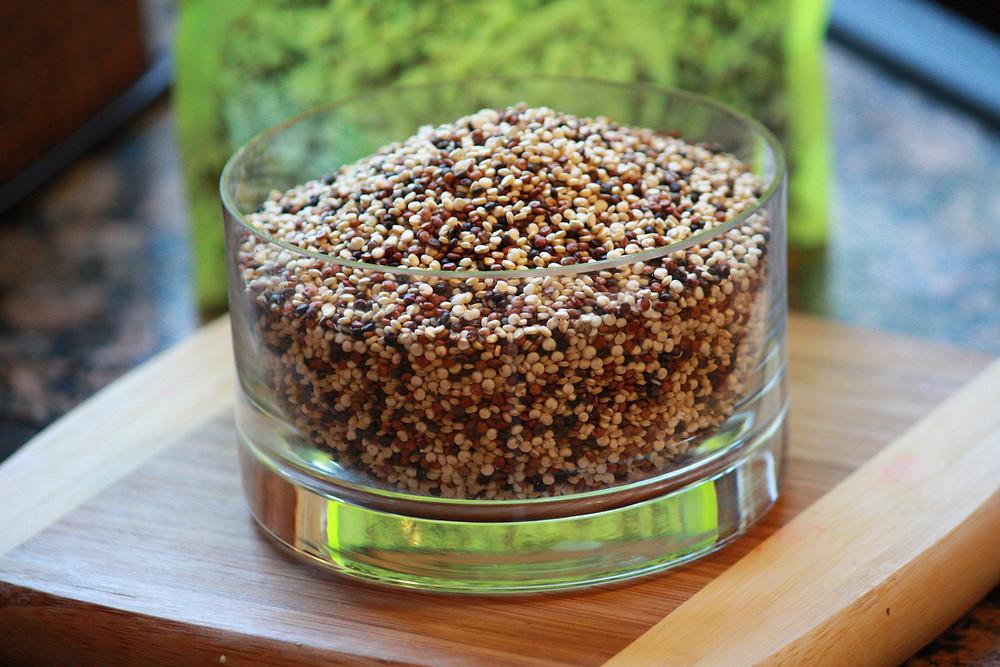 quinoa breathing