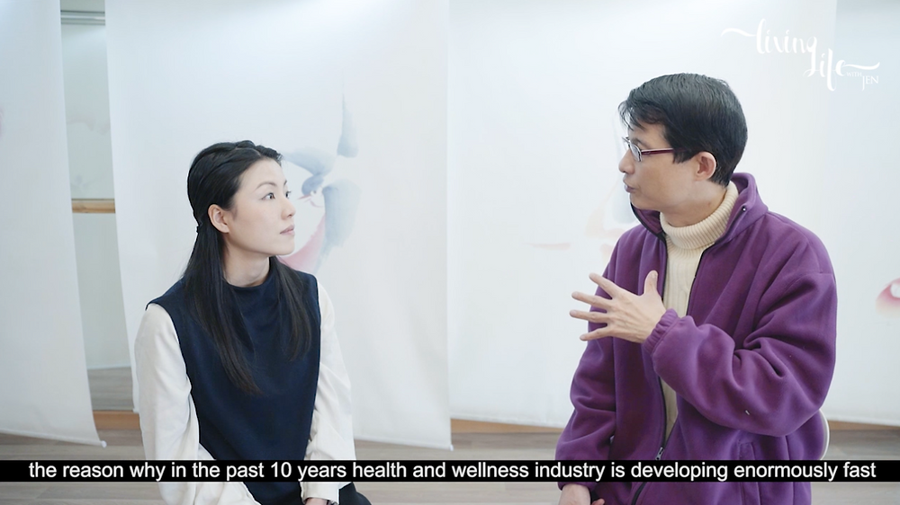 interview with Dr Chou Wah Shan
