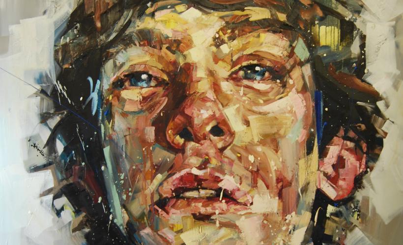 emotions struggle by Andrew Salgado
