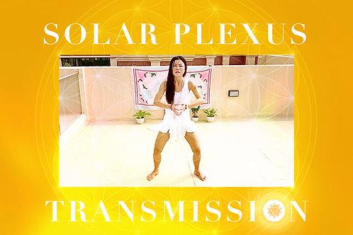 3rd Transmission- Solar Plexus