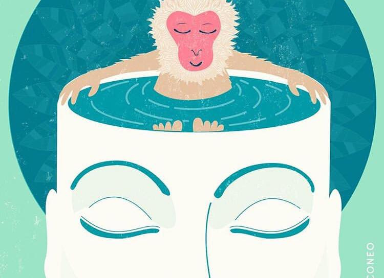 how to cutoff the monkey mind?
