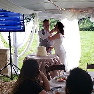Dickel Wedding