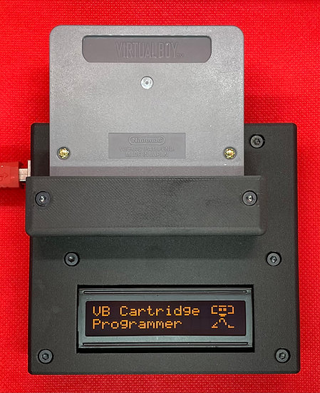 Virtual Boy Cart Programmer
