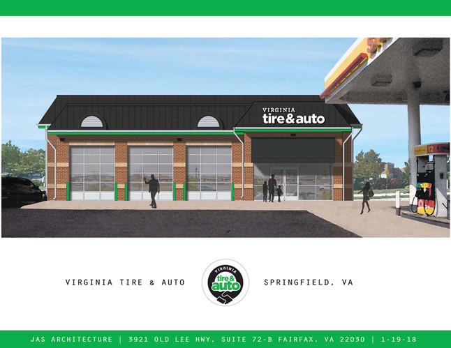 Virginia Tire & Auto in Springfield, VA