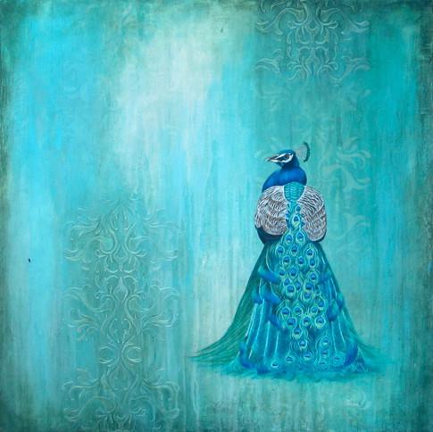 Turquoise mist 2