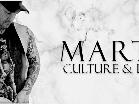 Marty - Culture & Lust