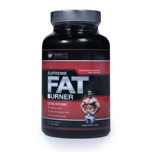 Supreme Fat Burner (60 Capsules - 30 servings)
