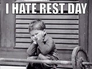 How Many Rest Days Should I Take?