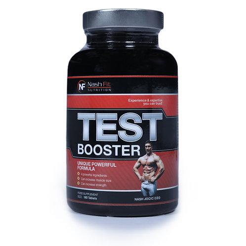 Test Booster (180 Tablets - 30 servings)
