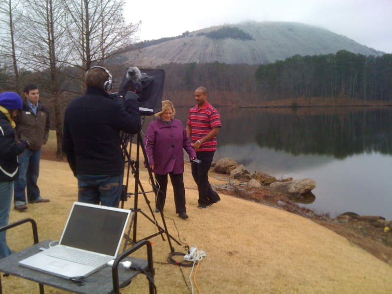 TWC Shoot at Stone Mountain