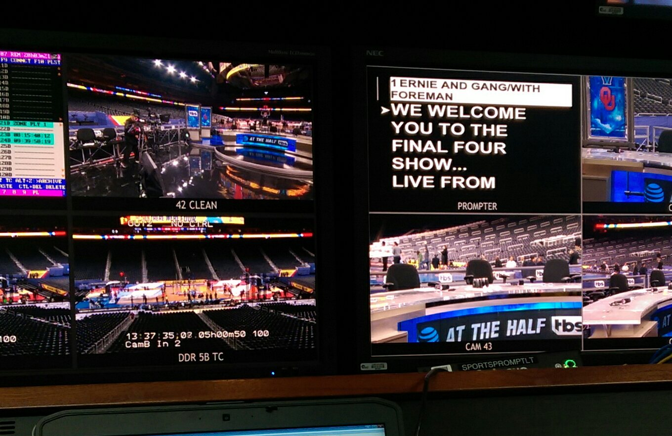 Prompting for The Final Four Show