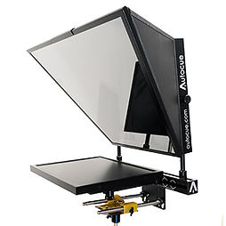 17 inch Autocue Large Wide Angle Prompter
