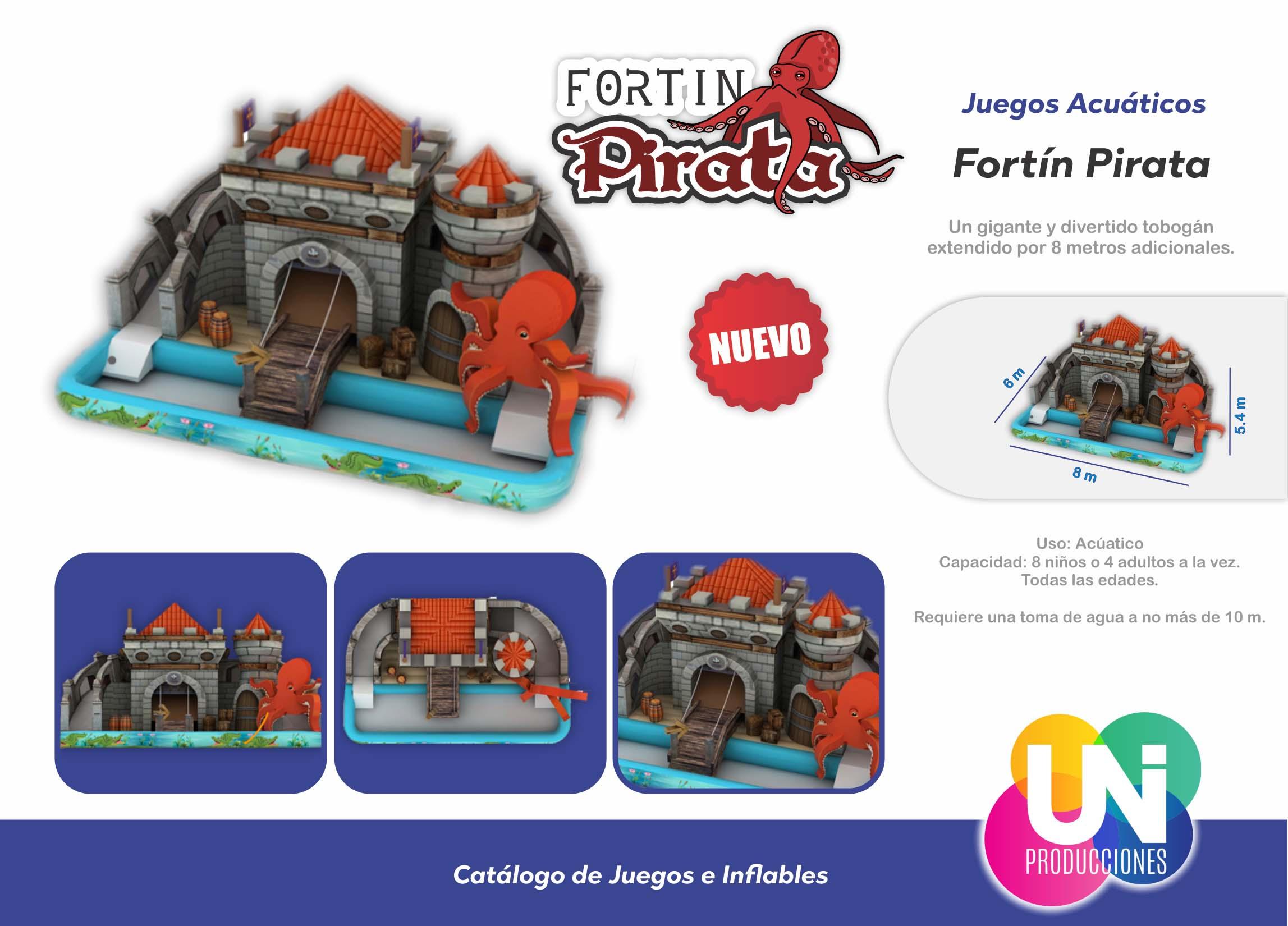 Fortin Pirata