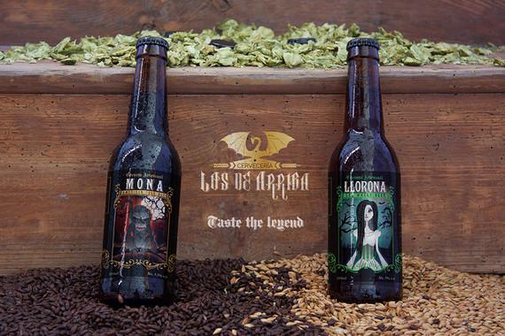 Etiquetas de Cerveza Artesanal