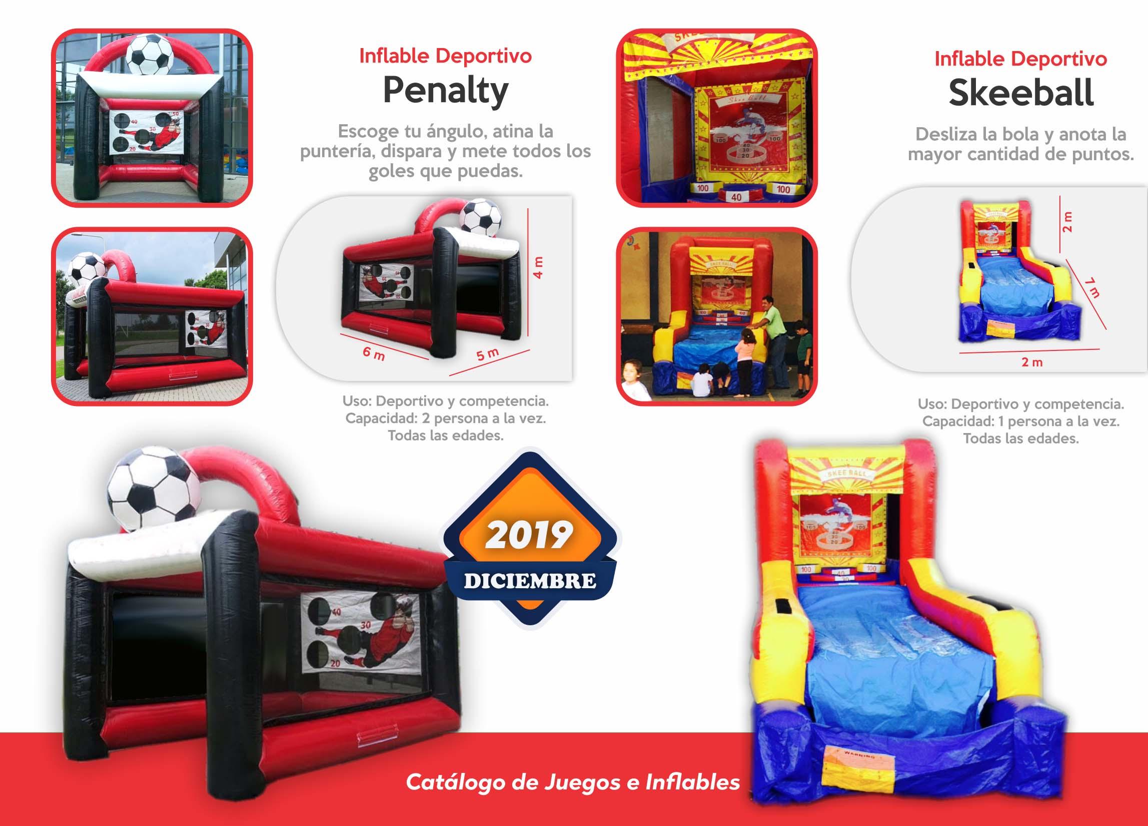 Penalty - Skeeball