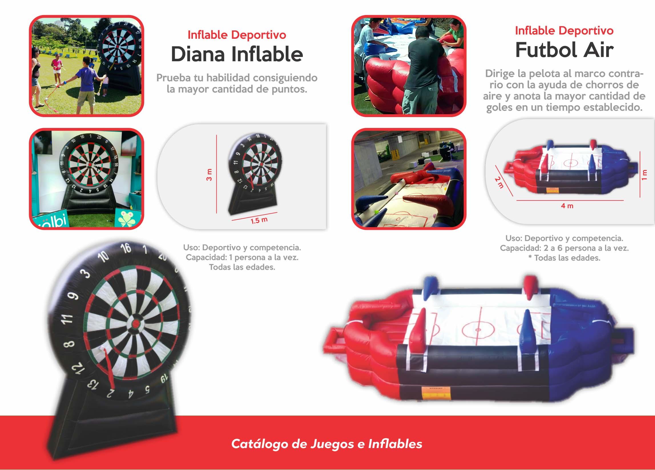 Diana - Fútbol Air