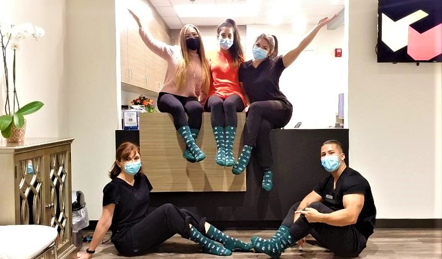 Dental socks picture 1_18_2020