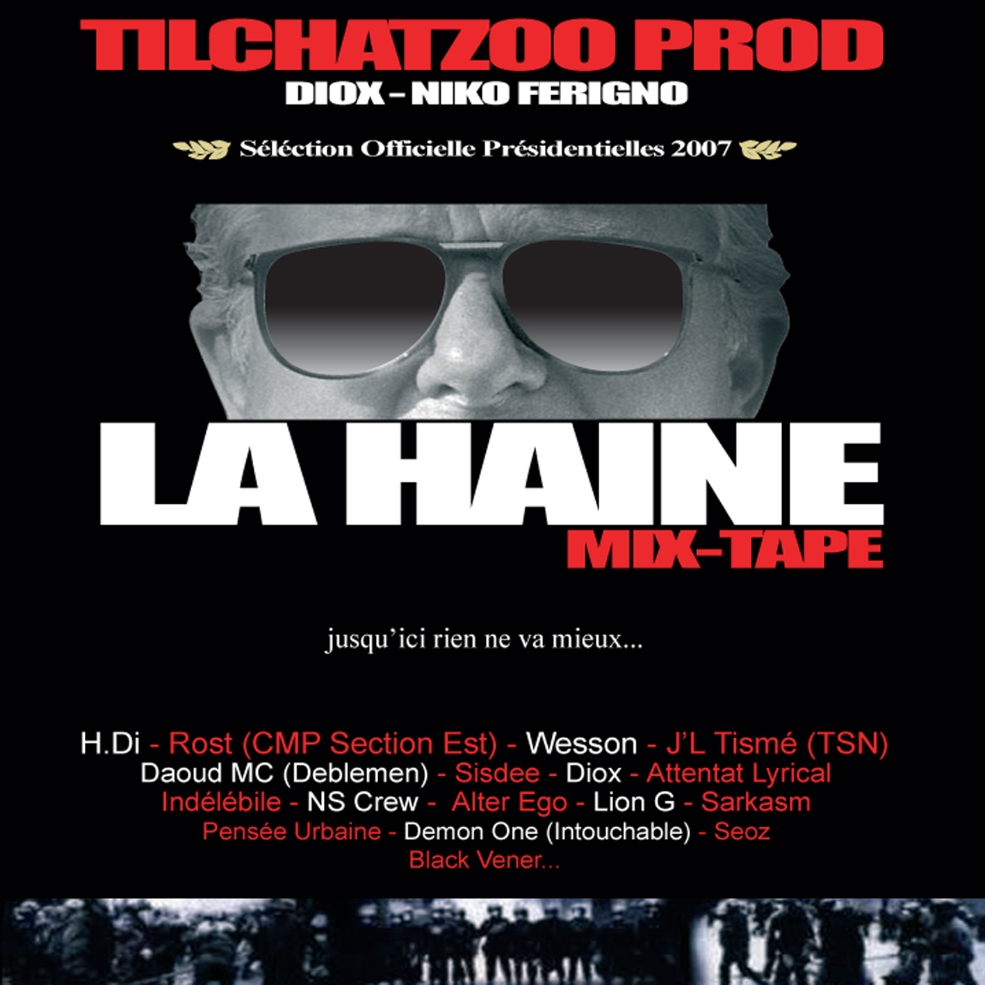 2006 - Mix Tape La Haine