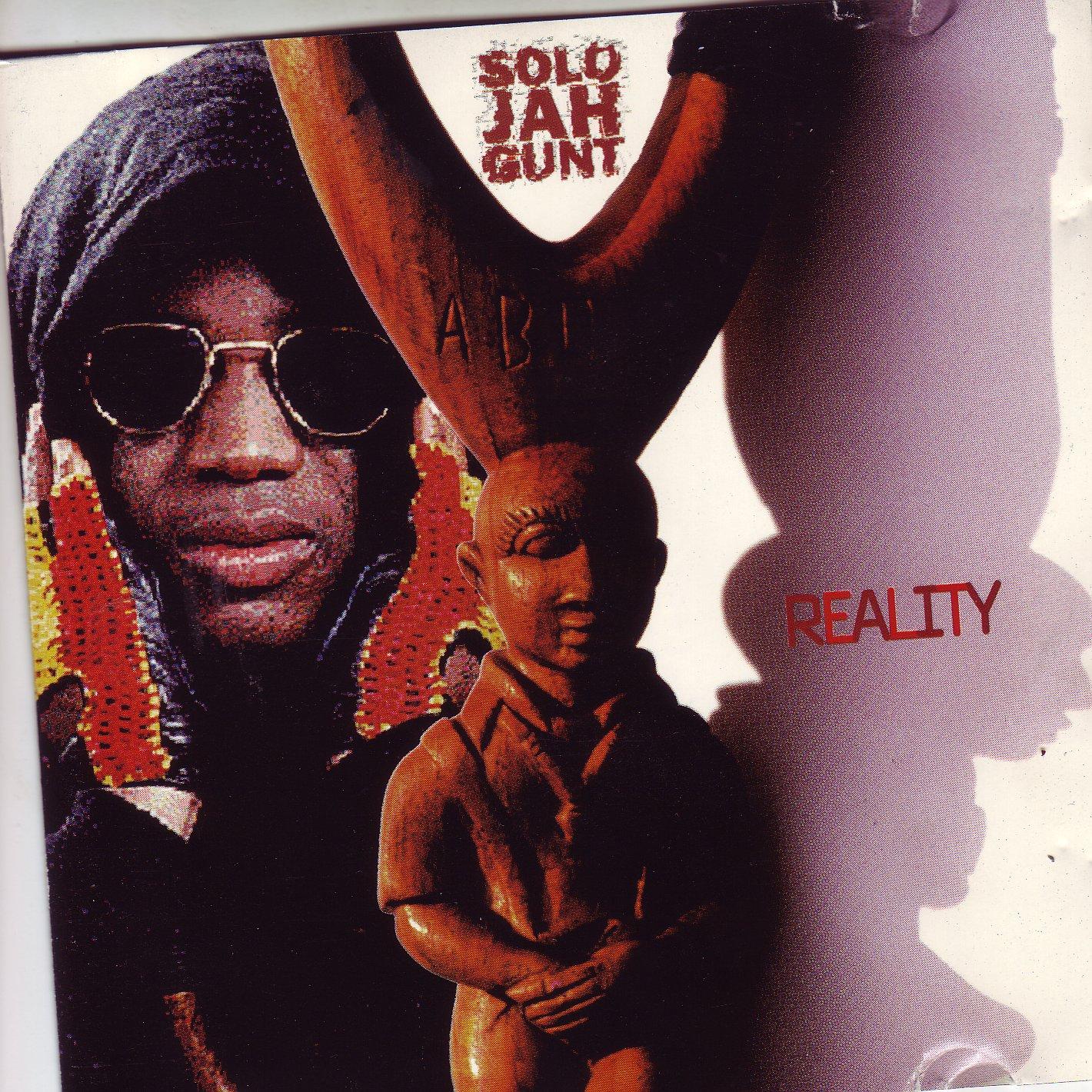 1995 - LP Solo Jah Gunt