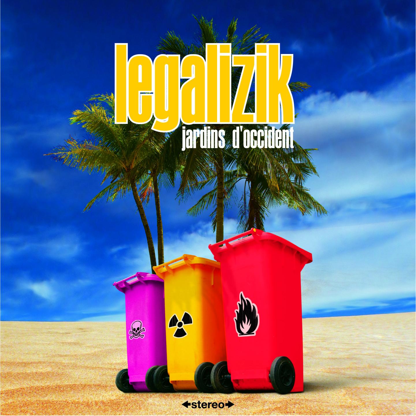 2008 - LP Legalizik