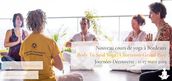 Body To Soul yoga Bordeaux Chartrons Gra
