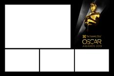 C Postcard: Oscar Night