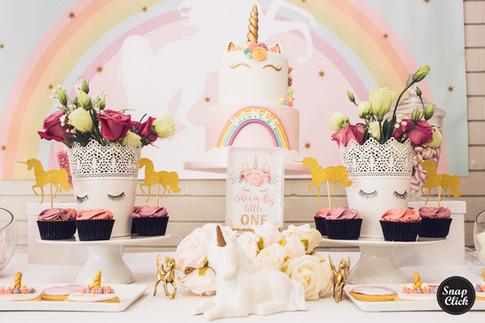 unicon kids party