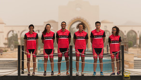 Announcing The Arab Triathlon Team