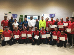 Sharjah Sports Coaches