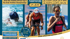 Organising The Triathlon Arab Champs 2016