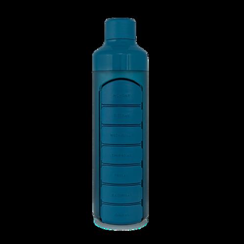 YOS Bottle - Weekly - Bold Blue
