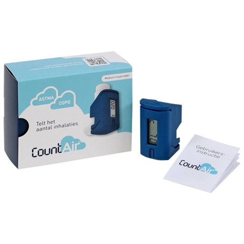 CountAir® - Blauw