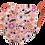 Thumbnail: Mondmasker stof bloemenprint