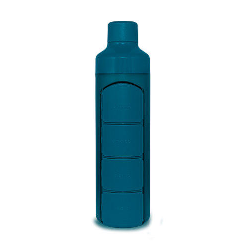 YOS Bottle - Daily - Bold Blue