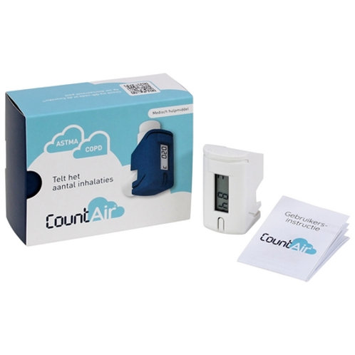 CountAir® - Wit