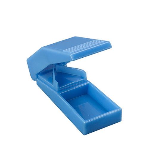 Tabletsplitter Blauw