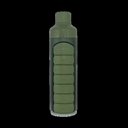 YOS Bottle - Weekly - Camo Green