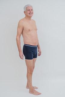 Entusia - Wasbaar ondergoed voor urineverlies - heren