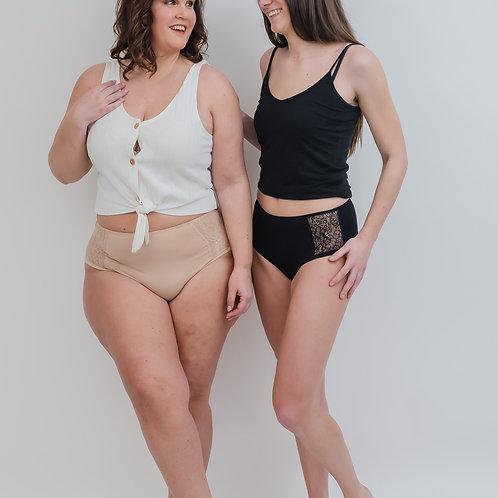 Entusia - Wasbaar ondergoed voor urineverlies - dames