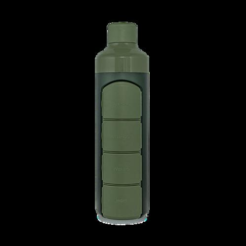 YOS Bottle - Daily - Camo Green