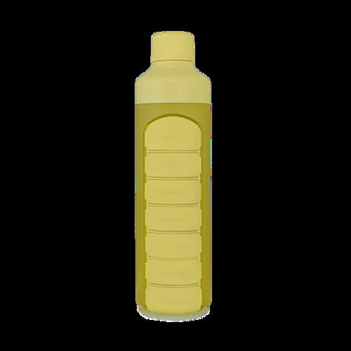 YOS Bottle - Weekly - Yummy Yellow