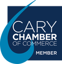 We're Cary Chamber Members!