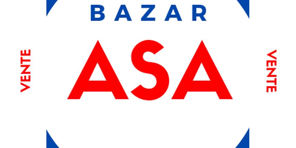 Bazar ASA (Septembre)